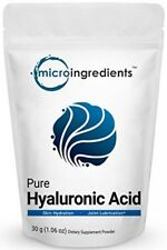 Purest Hyaluronic Acid Powder, For Making Anti-Aging Serum,  Pre Order