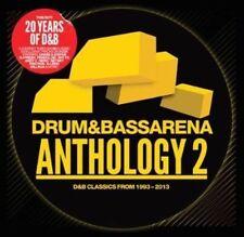 Drum & Bass Arena Anthology 2 -3XCD, Pendulum, Nero, Ed Rush, Netsky, Serum,NEW