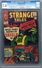 Strange Tales 135 CGC 7.0  1st Appearance of NIck Fury