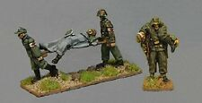 CP Models WS19 20mm Diecast WWII Waffen SS Stretcher Bearers + Wounded  4 Models