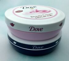 2 Pc Set- Dove Beauty Cream & Intensive Cream Nourishing Care 2.53 Oz SEALED NEW