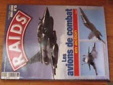 $$$ Revue Raids HS N°15 Les avions de combat en actiontome 1