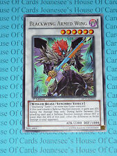Blackwing Armed Wing DP11-EN014 Rare Yu-Gi-Oh Card 1st Edition English Mint New