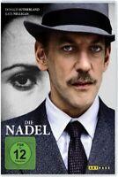 DIE NADEL - SUTHERLAND,DONALD/NELLIGAN,KATE    DVD NEU