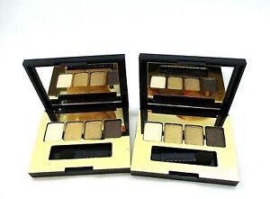 Lot/2 Estee Lauder Pure Color Envy Sculpting Eyeshadow Palette