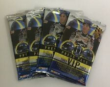 2003 Press Pass VIP Factory Sealed NASCAR Racing Retail Edition 4 Pack Lot