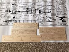 """Laser Cut Short Kit of the Scientific The """"Sky-Master"""" 36"""" span"""