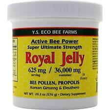 Y.S. Eco Bee Farms Royal Jelly (625mg)  20.3 oz