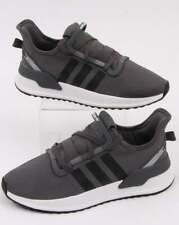 adidas U Path Run Trainers in Dark Grey - lightweight everyday runner