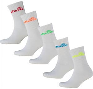 calzetti Uomo Ellesse Bisba 3 Pack Sport Socks