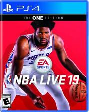NBA Live 19 - Sony PlayStation 4