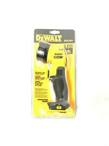 DEWALT DCL040 20V MAX LED Flashlight Brand New Sealed in Retail Packaging