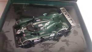 Bentley speed 8 N°7 Winner Le Mans 2008 Minichamps 403031307 1/43