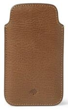 Mulberry Natural Tan Leather I Phone 7 case