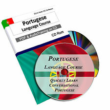 Portuguese Portugese Language Learn Speak Course Learning Study Audio MP3 CD 167