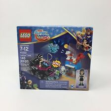 Lego Dc Super Hero Girls Lashina Tank 41233 New