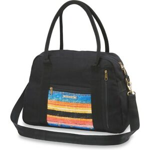 Dakine Womens Amber 20L Tote Shoulder Bag Large Purse Baja Sunset Canvas New