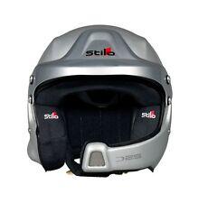 Stilo WRC Des SA2015 Composite Helmet with Hans Posts (EX DISPLAY) FIA 8859-15