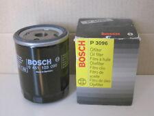 Filtro OLIO BOSCH 0451103096 - Fiat 128 - 131 - X1/9 - Uno - Ritmo - Tempra