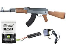 Softair Gewehr Kalashnikov AK47 S-AEG METALL Cyma Kal. 6mm BB - AB 18 -1,2 Joule