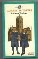 Barchester Towers by Anthony Trollope (1963 Signet Classic {CP178} Alex Tsao )
