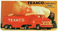 Texaco Collectors 1997 Price Guide 43 page Booklet