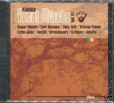 KIDDUS VOCAL WINSHU (CD) roots reggae ragga -NEUF/NEW-