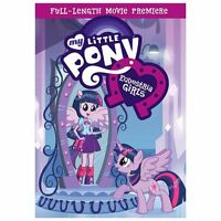 My Little Pony: Equestria Girls (DVD, 2013)