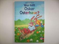 WER HILFT OSKAR OSTERHASE JUDITH STEINBACHER