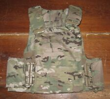 FirstSpear The Sloucher low vis plate carrier vest armor M multicam 6/12 tubes