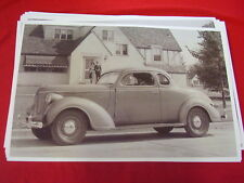 1938 DESOTO COUPE    11 X 17  PHOTO   PICTURE