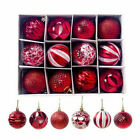 Christmas Tree Balls Baubles Decoration Xmas Hanging Party Ornament Home Decor