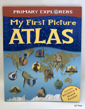 My First Picture Atlas Paperback – 1 Jul 2009 by Brian Williams; Keith Lye