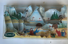 New listing New Set Of Ann Clark Ocean Theme Cookie Cutters