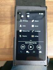 Sony NW-A35 High Resolution Audio Walkman 16 GB, Micro SD slot - Black