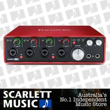 Focusrite 18i8 18 Inputs/8 Outputs Gen 2 Digital Audio Interface  *BRAND NEW*