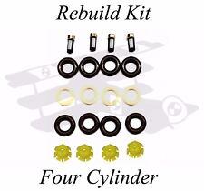 BMW Injector Rebuild Kit - Four Cylinders (M10, M42, etc.) E21 E30 318i