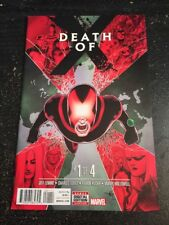 Death Of X#1 Incredible Condition 9.0(2016) Kuder Art, Cool!