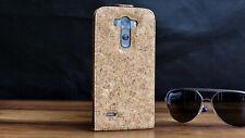 Urcover® Next Station Berlin Cases cork wood Flip Case Cover glass film