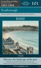 Scarborough(Cassini Revised New Series Historical Map)NEW