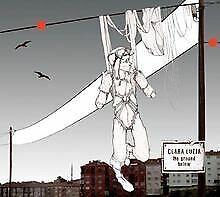 The Ground Below von Clara Luzia | CD | Zustand akzeptabel