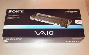 New Genuine Sony Vaio VGP-PRTT1 Docking Station Open Box