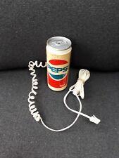 ORIGINAL VINTAGE PEPSI CAN TELEPHONE - WORKING