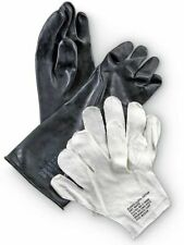 Military Issued Protective Chemical Glove Set-NEW-M