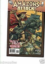 DC Comic Amazon Attack no 1 June 2007  Wonder Women Tie In
