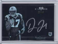 2015 Topps Diamond Rookie Autograph #DF-4 Devin Funchess RC 2/10