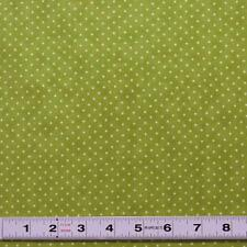 MODA - ESSENTIAL DOT - LEAF  #8654.110 - PATCHWORK FABRIC by the ½ metre