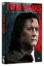 Twin Peaks: A Limited Event Series (DVD, 2017, 8-Disc Set) BRAND NEW FREE SHIP