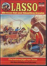 Lasso Nr.137 von 1971 Reno Kid und Häuptling Arpaho - BASTEI WESTERN COMIC