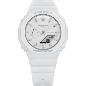 CASIO G-SHOCK Carbon Core White Silver Watch GShock GMA-S2100-7A Casioak Mini